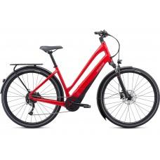 ВЕЛ Велосипед COMO 3.0 LOW ENTRY 700C NB FLORED/BLUGSTPRL/BLK L (90420-7504)