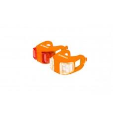 Набір світла ONRIDE силіконова Dual помаранчевий
