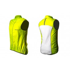 Жилет ONRIDE Gust reflective Neon жовтий L
