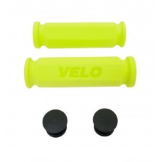 Ручки руля Velo VLG-075AGR 117 мм. зелений