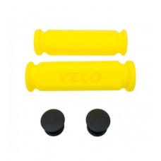 Ручки руля Velo VLG-075AYL 117 мм. жовтий