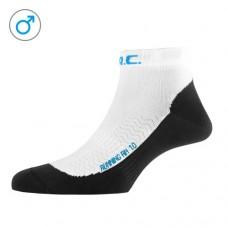 Шкарпетки P.A.C. RN 1.0 Running Ultralight Speed Men. колір White. розмір 44-47