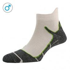 Шкарпетки жіночі P.A.C. Trekking Superlight Sand - Green- 35-37