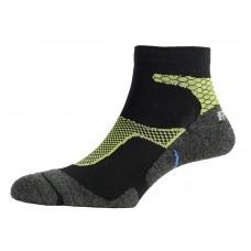 Шкарпетки жіночі P.A.C. Running Pro Short Women Neon Green 35-37