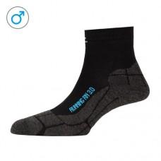 Шкарпетки чоловічі P.A.C. Running Light Мікрофібра. 44-47. білі