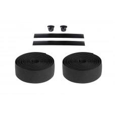 Обмотка керма ONRIDE Whip 20 чорна EVA+cork 185 см