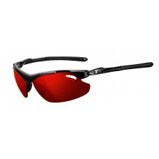 Окуляри Tifosi Tyrant 2.0 Gloss Black з лінзами Clarion Red/Ac Red/Clear