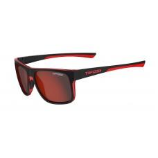 Окуляри Tifosi Swick Satin Black/Crimson з лінзами SMOKE RED