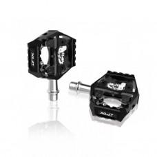 XLC PD-S14, 340 гр, черные, MTB