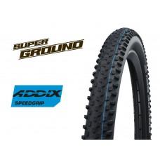 Покришка Schwalbe Racing Ray 27.5x2.25. 650B (57-584) Addix Speedgrip. Super Trail TLE