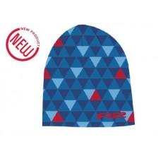 Спортивна шапка R2 Tria колір синій. червний розмір М