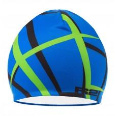 Спортивна шапка R2 Rede колір Синій.зелений.чорний розмір L