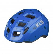 Шолом KLS Zigzag дитячий синій XS (45-49cм)