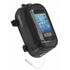 """Сумка на раму під смартфон до 5.5"""" Roswheel 12496M-CA5 чорний"""