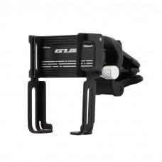 Тримач гаджета GUB P20C для авто алюмінієвий. чорний