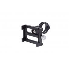 Тримач гаджета GUB G-84 на кермо пластиковий. чорний