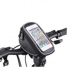 """Сумка на кермо під смартфон до 6.5"""" Roswheel R-Tex 11810L-A"""