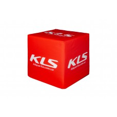 Пуфик KLS червоний