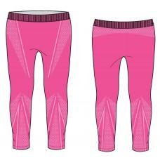Термобілизна дитяча R2 Bassy (штани довгі) Рожевий 6Y