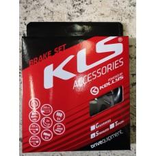 Гальмівний набір KLS з нержавіючої сталі