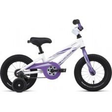 ВЕЛ Велосипед HTRK 12 GIRL WHT/PUR (B4E0-1606)