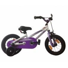 ВЕЛ Велосипед HTRK 12 GIRL INT WHT/PUR (B4E0-1406)