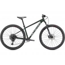 ВЕЛ Велосипед ROCKHOPPER EXPERT 29 OAKGRNMET/METWHTSIL XL (91520-3305)