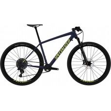 ВЕЛ Велосипед EPIC HT MEN COMP CARBON 29 BLUTNT/ION XL (91319-5005)