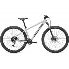ВЕЛ Велосипед ROCKHOPPER COMP 27.5 2X METWHTSIL/BLK S (91520-2002)