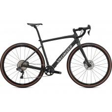 ВЕЛ Велосипед DIVERGE EXPERT CARBON OAKGRNMET/WHT/CHRM 54 (96220-3254)