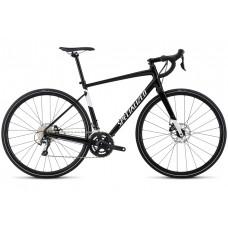 ВЕЛ Велосипед DIVERGE MEN E5 ELITE TARBLK/METWHTSIL 54 (95418-6154)