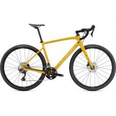 ВЕЛ Велосипед DIVERGE SPORT CARBON BRSYYEL/SNSTYEL/CHRM 56 (96220-6056)
