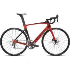 ВЕЛ Велосипед VENGE EXPERT DISC VIAS RKTRED/TARBLK/CARB 58 (97817-3158)