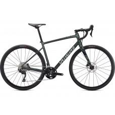 ВЕЛ Велосипед DIVERGE E5 ELITE OAKGRNMET/SPR/CHRM 58 (96220-4058)