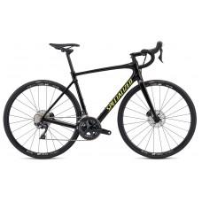 ВЕЛ Велосипед ROUBAIX COMP TARBLK/CMLNGRN/TEAMYEL 54 (94419-5354)