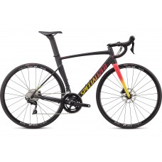ВЕЛ Велосипед ALLEZ SPRINT COMP DISC BLK/GLDNYEL/VIVPNK 54 (90020-5154)