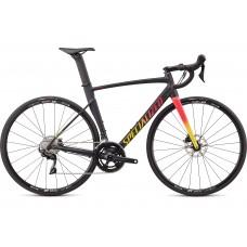 ВЕЛ Велосипед ALLEZ SPRINT COMP DISC BLK/GLDNYEL/VIVPNK 56 (90020-5156)